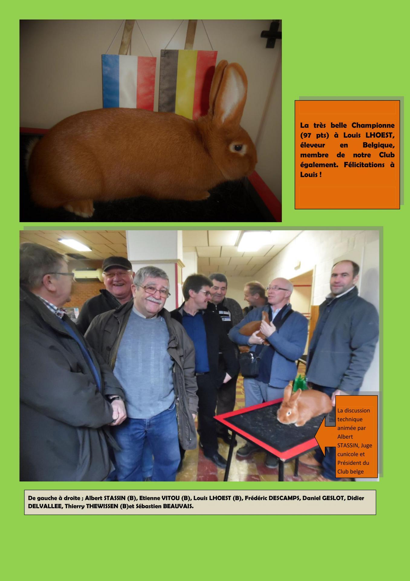 La rencontre franco belge en images 2